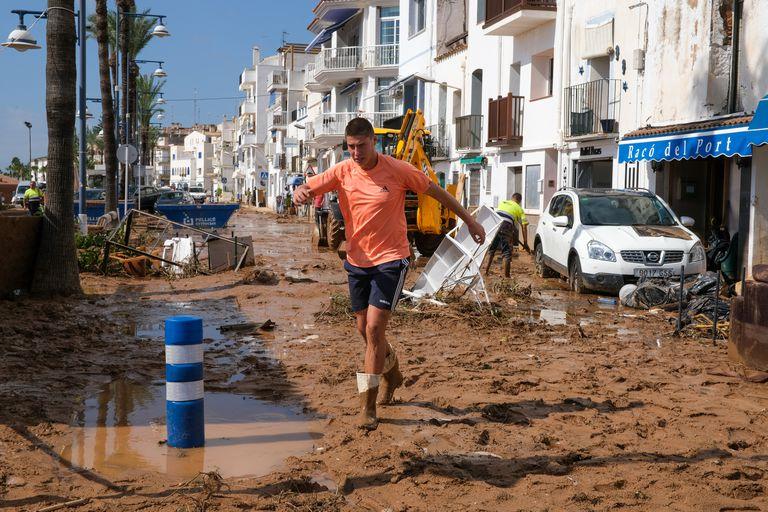 La ONU lanzó una herramienta que permite acceder a mapas de inundaciones desde 1985