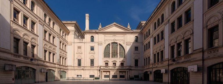 Instituto Bernasconi. El edificio de vanguardia que legó un inmigrante suizo