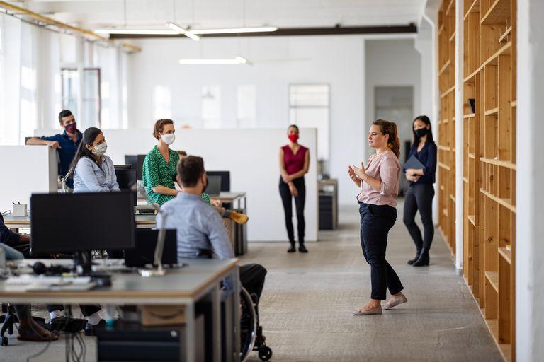 Cómo es el nuevo rol del administrador de edificios de oficinas