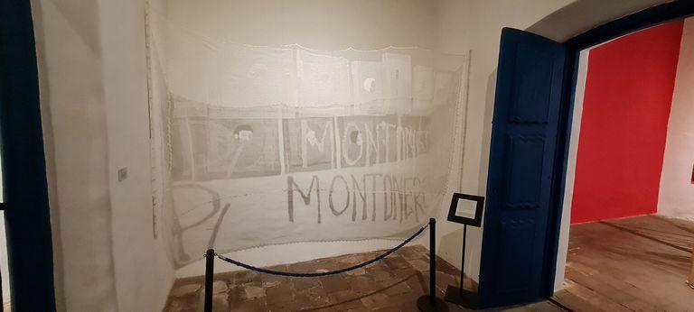 Polémica en la Casa Histórica de Tucumán con una obra que rinde homenaje a Montoneros.