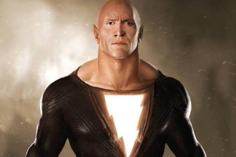 Black Adam: cuándo se estrenará la nueva película del supervillano de DC