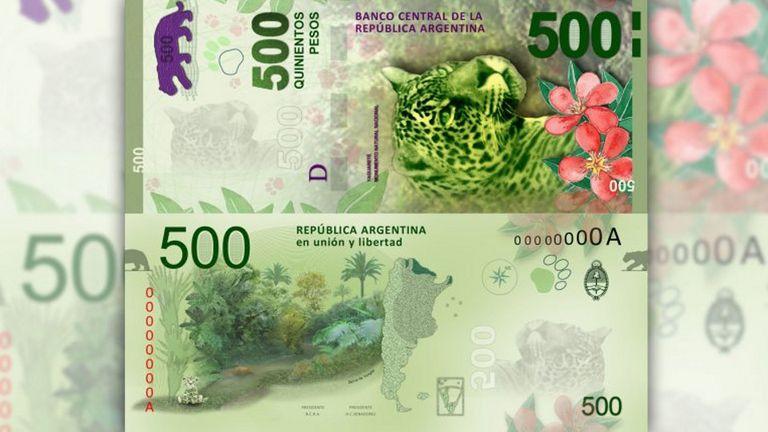 Una licitación convoca a proveedores nacionales e internacionales que puedan proveer a la Casa de Moneda con 250 millones de papeles impresos y terminados con la imagen del yaguareté.