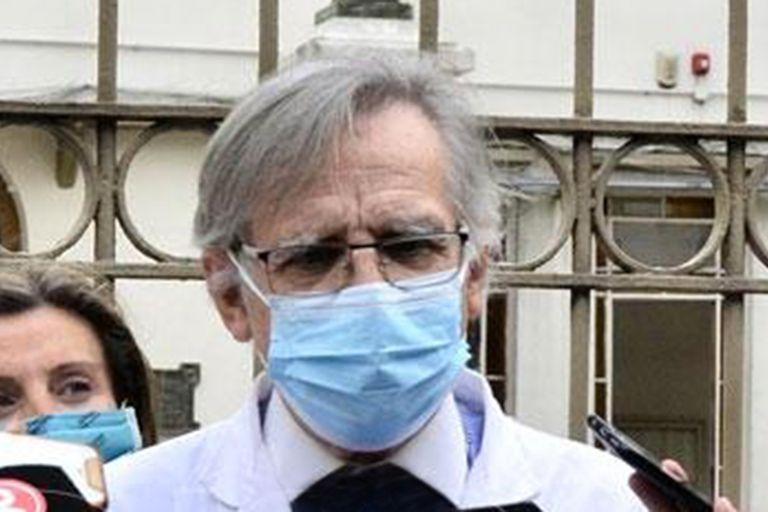 El infectólogo Eduardo López pasó sin sobresaltos la enfermedad