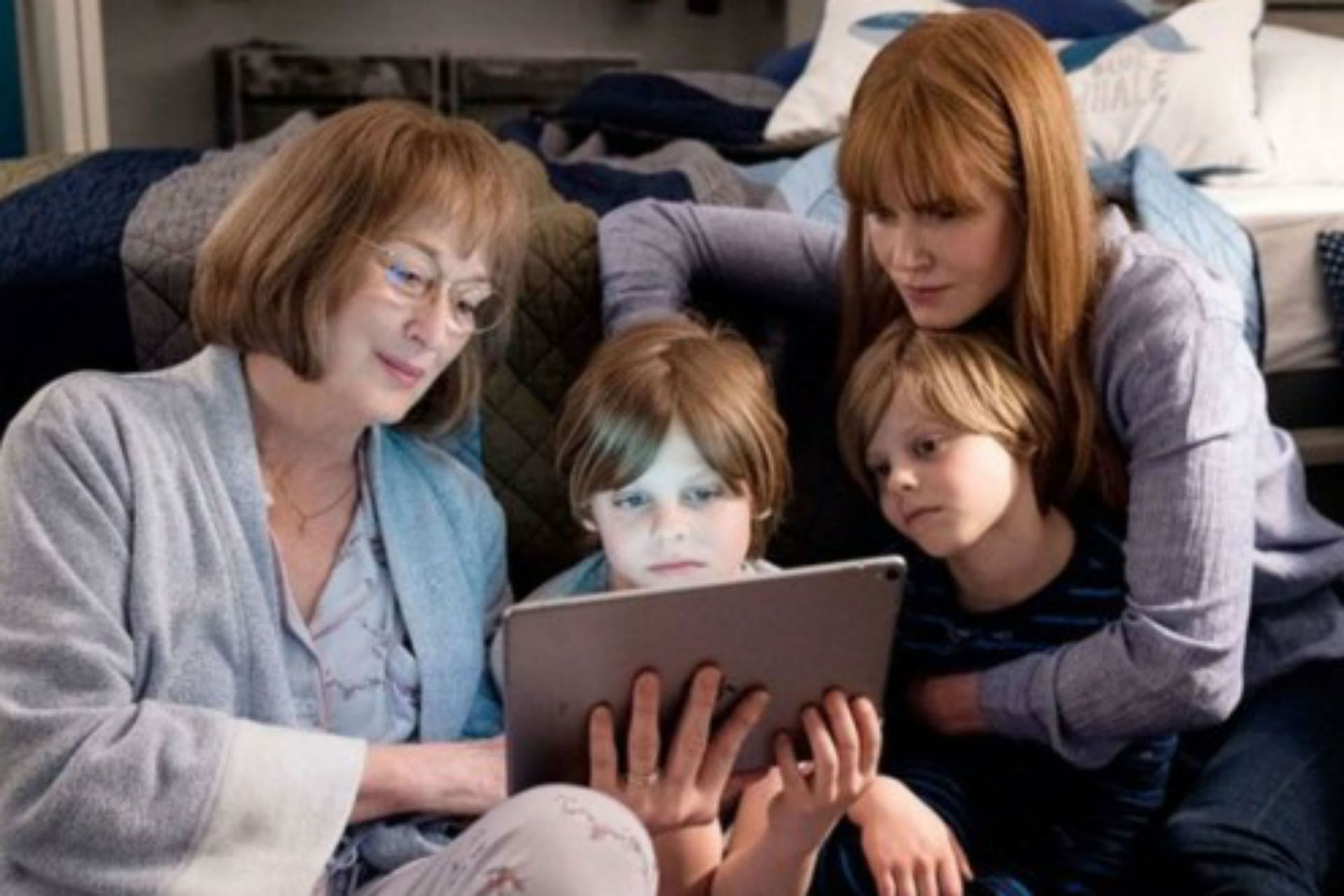 A través del accionar del personaje de Mary Louise, interpretado con sutileza por Meryl Streep, se echó luz sobre la revictimización que sufren las víctimas de abuso, como el caso de Celeste y Jane