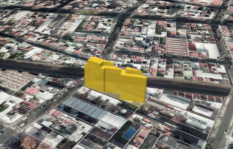 Ciudad 3D: una nueva plataforma digital para visualizar el Código Urbanístico