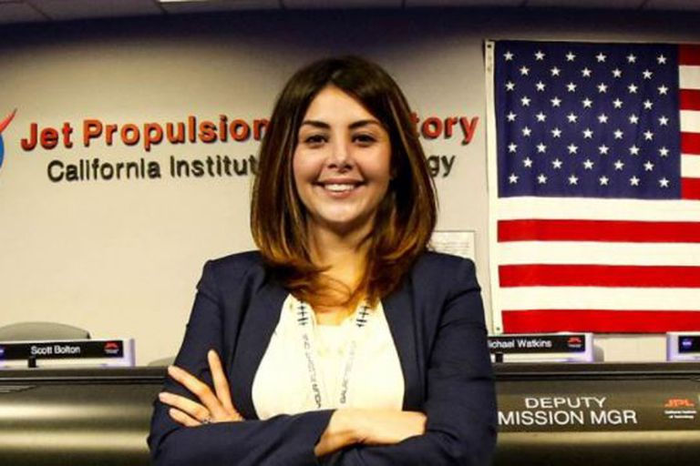 NASA: quién es Diana Trujillo, la colombiana detrás del Perseverance