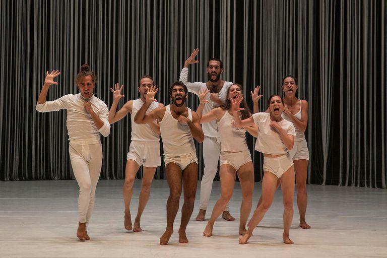 Grupo danza Zappala Im Beatiful