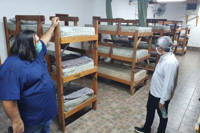 Coronavirus: Baradel puso a disposición las instalaciones de Suteba en Tigre
