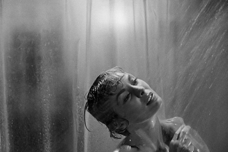 Tras actuar en Psicosis, ducharse se volvió un calvario para la actriz.
