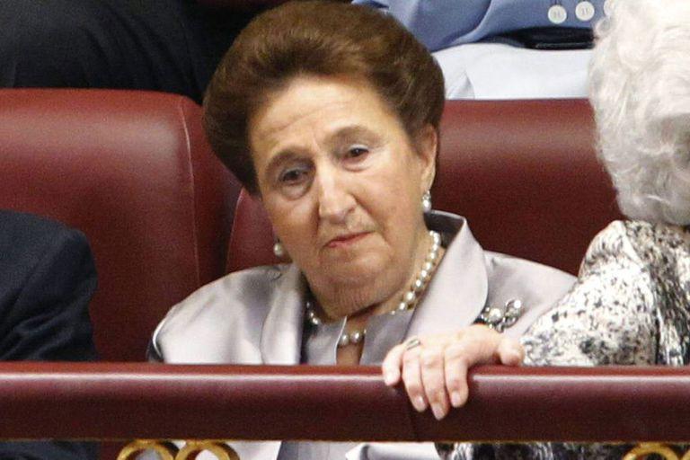 La hermana del rey Juan Carlos opinó sobre el cruce entre Letizia y Sofía