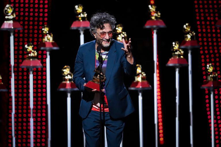 Fito Páez ganó un Grammy Latino por Mejor Canción de Rock