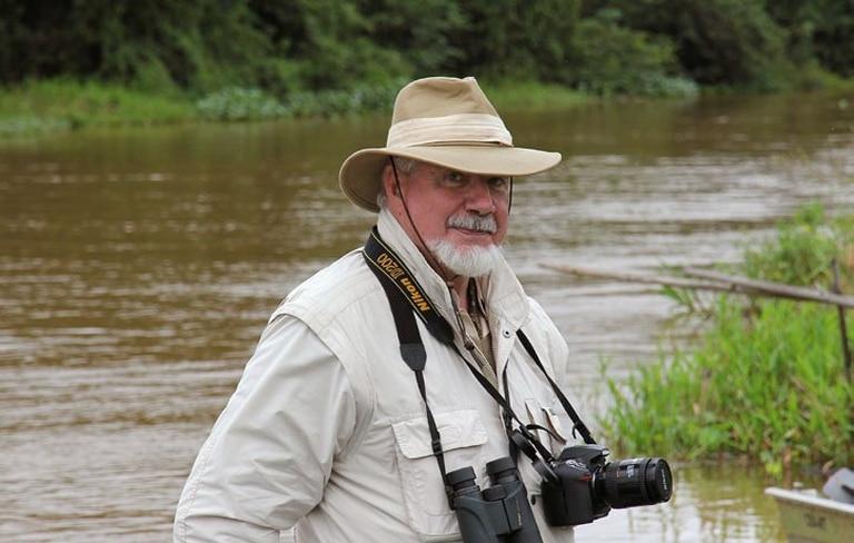 Francisco Erize, una pieza clave para la preservación de la vida silvestre