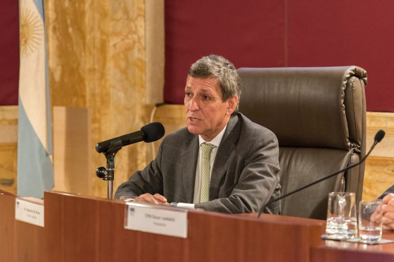 El auditor radical Alejandro Nieva propuso, sin éxito, que la AGN audite los gastos que insume la Anses para pagar el Ingreso Familiar de Emergencia