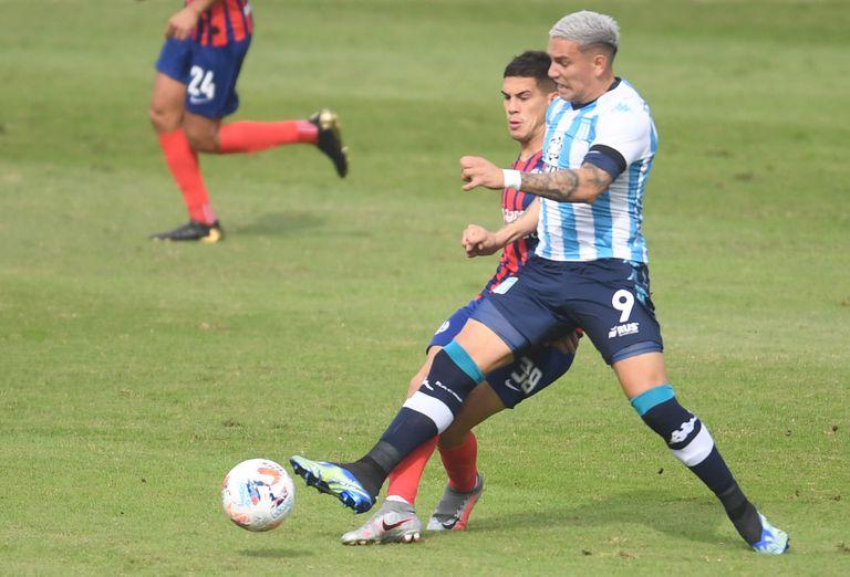 Fecha 13 liga argentina. Racing vs San Lorenzo