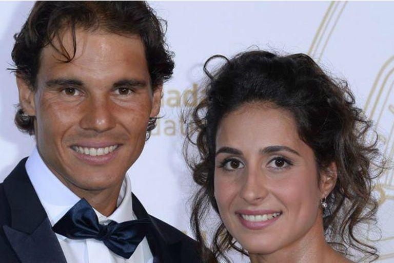 """Rafael Nadal dio el """"sí quiero"""" en un paisaje de cine y con fuerte seguridad"""