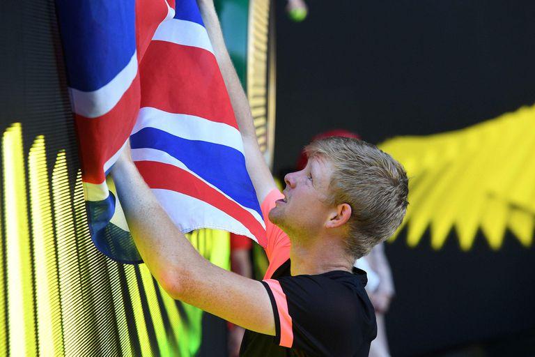 Edmund, una de las grandes sorpresas de Australia, ya está en semifinales