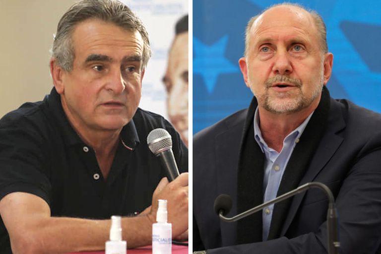 Reabren una causa de corrupción contra senadores peronistas aliados de Rossi