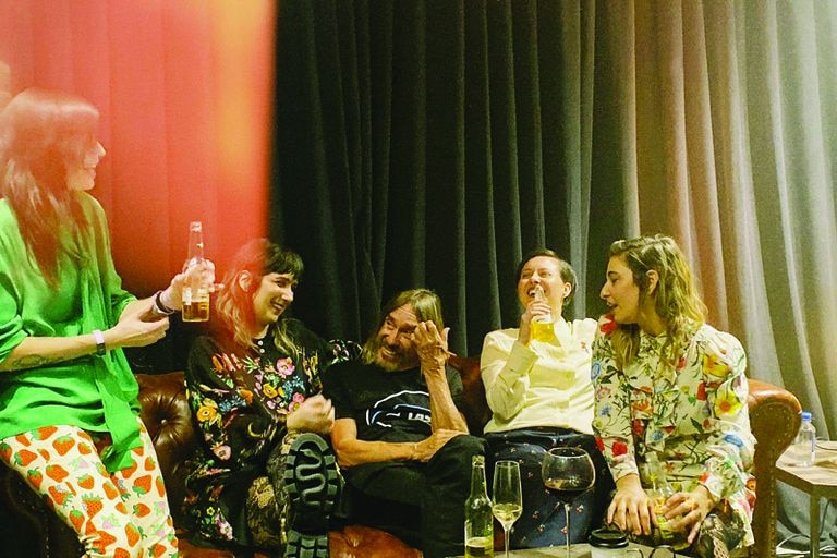 Las Nubes: la banda de Miami con sangre argentina que conquistó a Iggy Pop