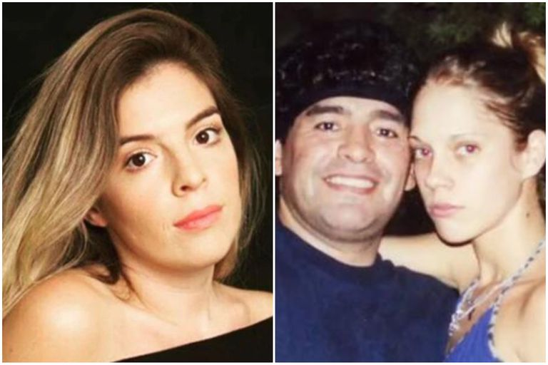 El filoso mensaje de Dalma Maradona tras los dichos de Mavys Álvarez sobre su relación con Diego