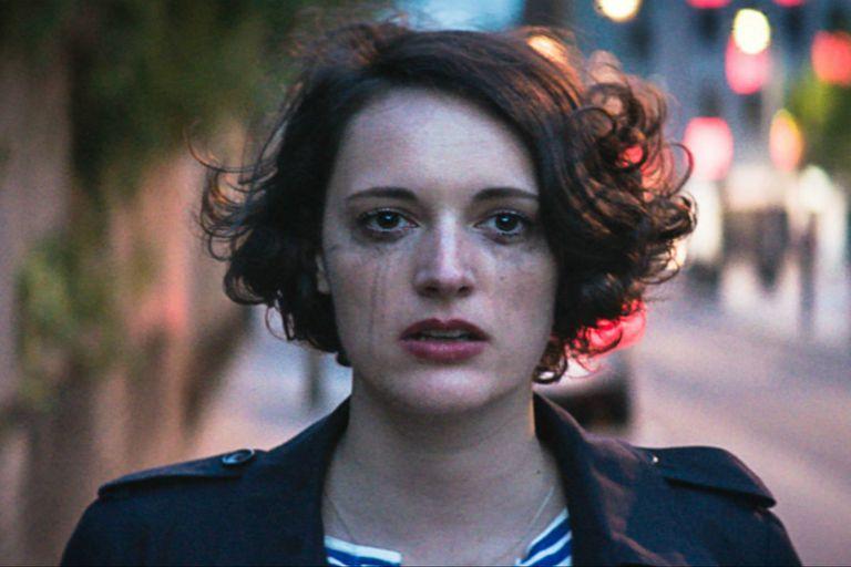 Phoebe Waller-Bridge, protagonista y creadora de Fleabag
