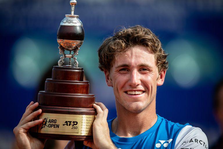 Casper Ruud: un nuevo campeón de ATP en el Buenos Aires