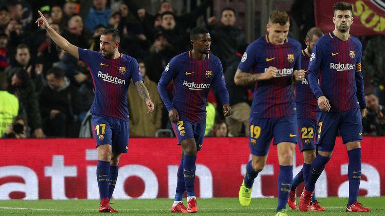 Barcelona-Sporting Lisboa