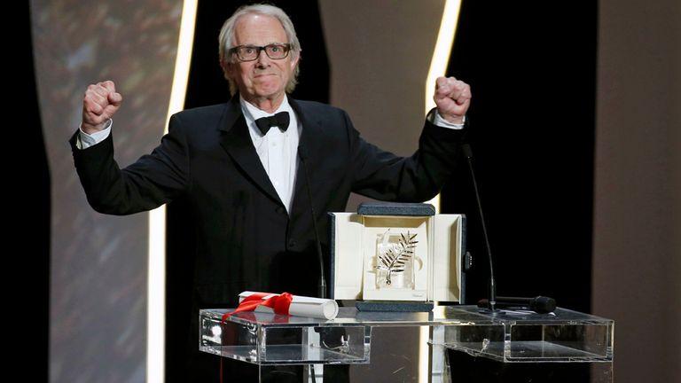 El director inglés volvió a ganar el premio máximo década después de su logro anterior