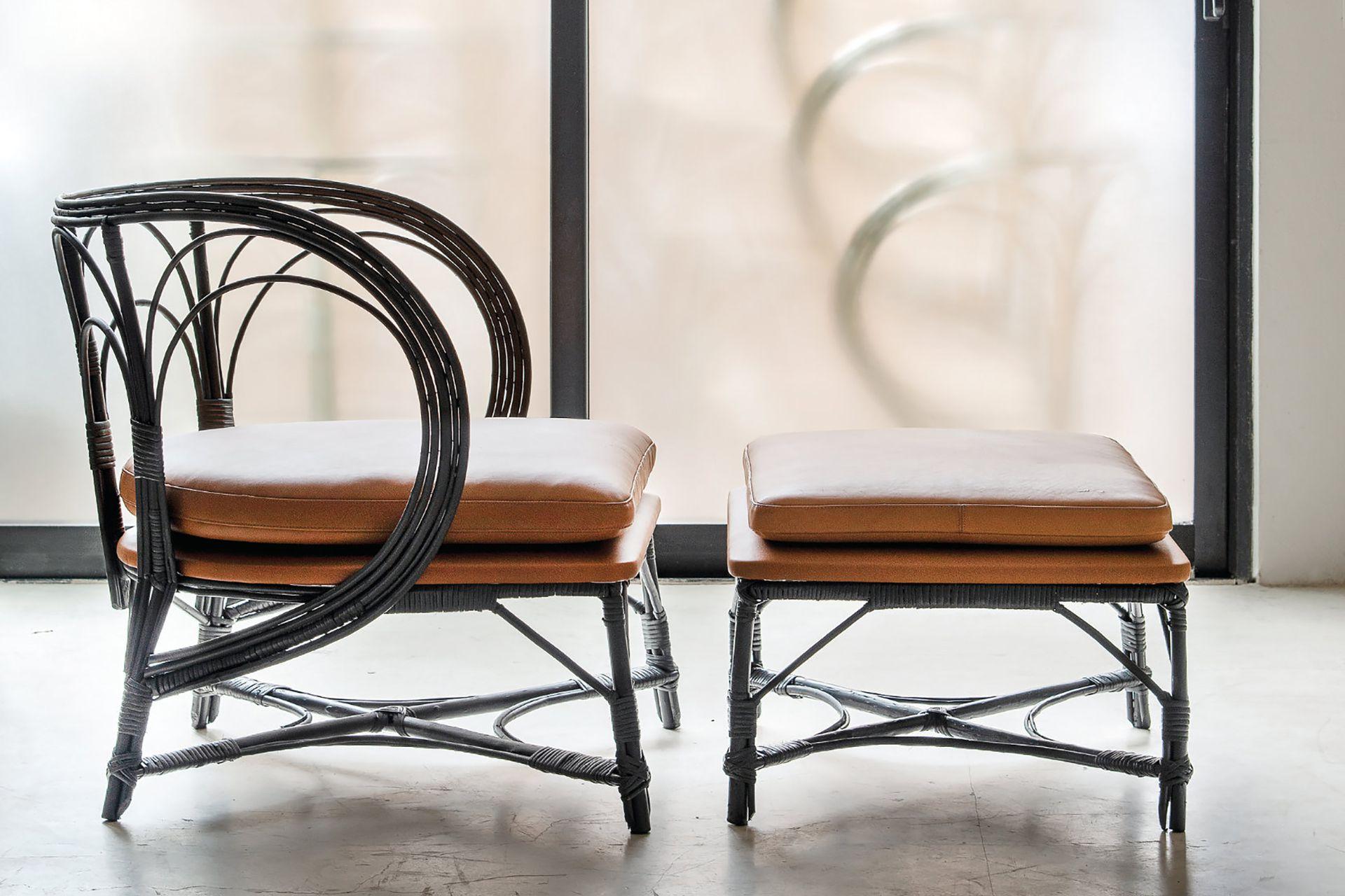 La versión urbana y contemporánea de la silla Mar del Plata refleja cabalmente la visión de Aldacour: diseñar objetos perdurables que mejoren la propia vida y la de los demás.
