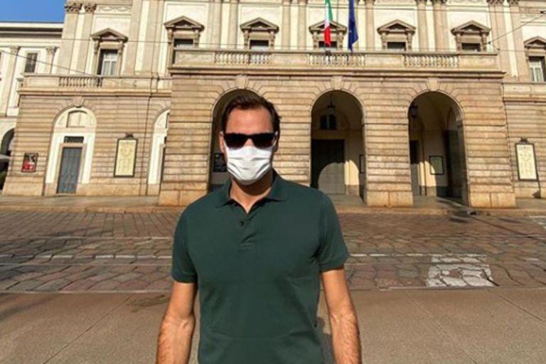 La lujosa casa de cristal de Roger Federer en Zúrich
