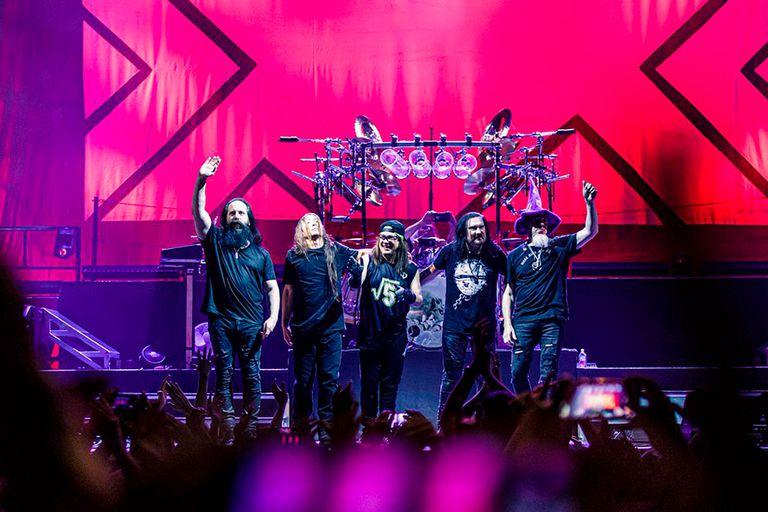 Dream Theater: virtuosismo y energía pura en el Movistar Arena