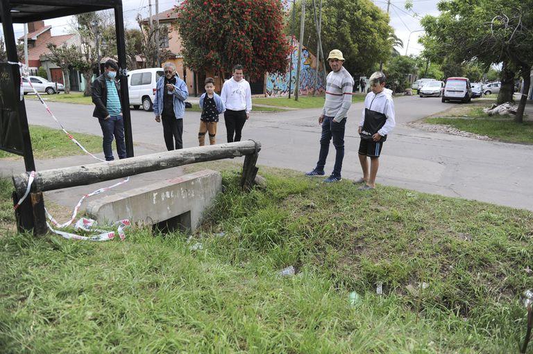 Femicidio en El Talar, Tigre