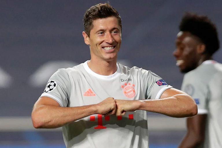 El partido de la Champions de hoy: Lyon-Bayern Múnich, por un pasaje a la final