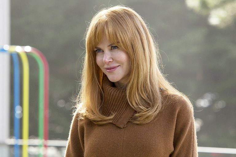 Nicole Kidman en la serie de HBO, Big Little Lies.