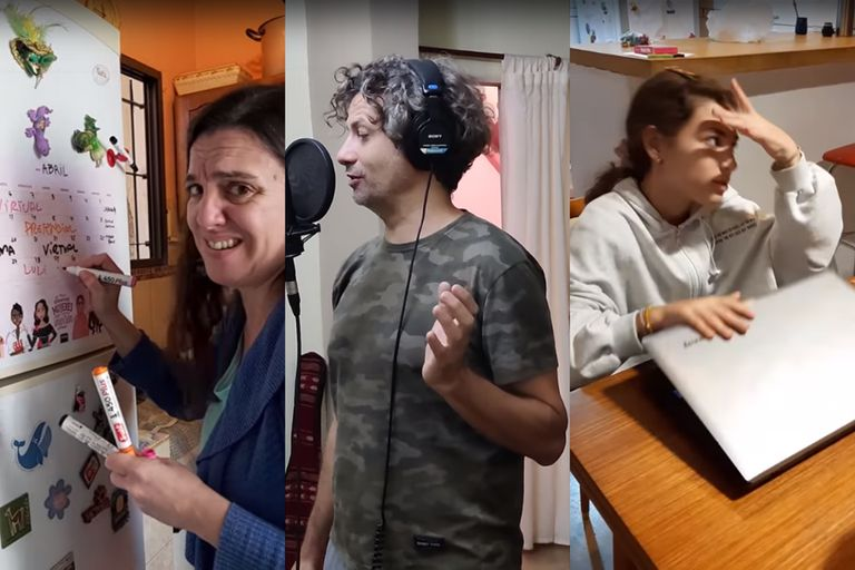 Raviolis video Contacto estrecho