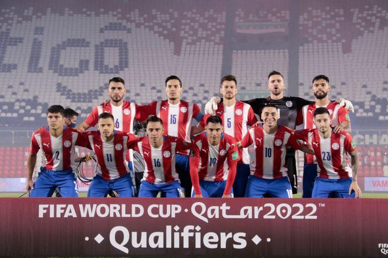 La lista de Paraguay: los convocados para la Copa América