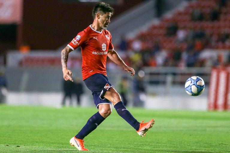 Pablo Pérez fué apartado del equipo por Beccacece