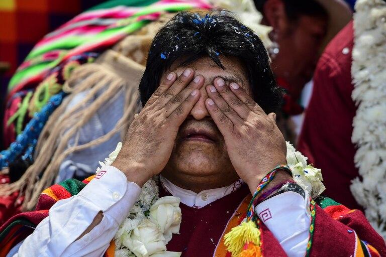 El pronóstico de Evo Morales no solo no se cumplió, sino que la derrota electoral se extendió por el continente