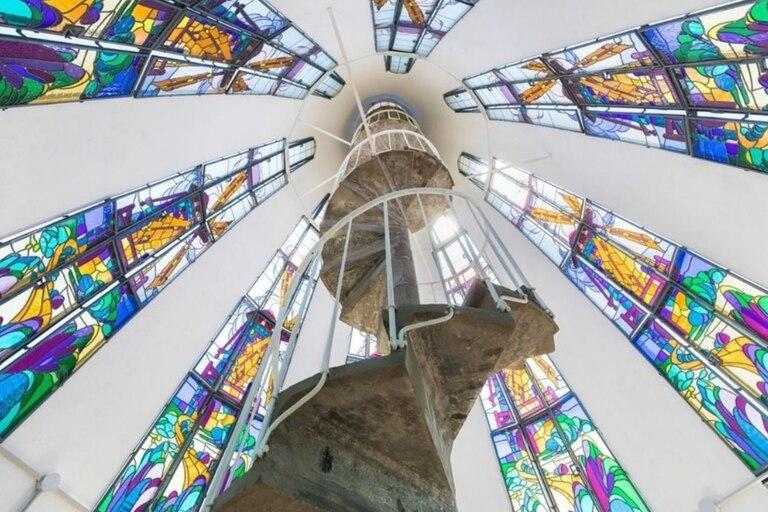 La cúpula del Molino también fue recuperada