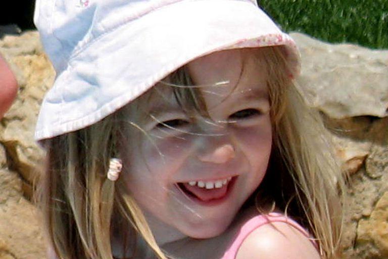 Maddie McCann tenía tres años al momento de su desaparición