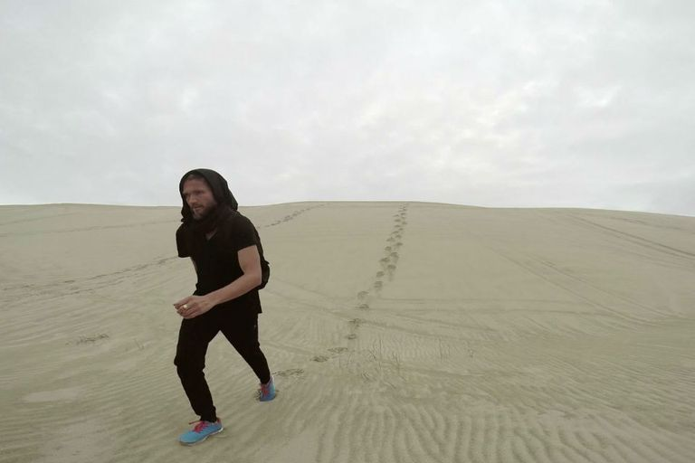 Cada desierto te da la oportunidad de conectar con vos mismo y con lo importante de la vida