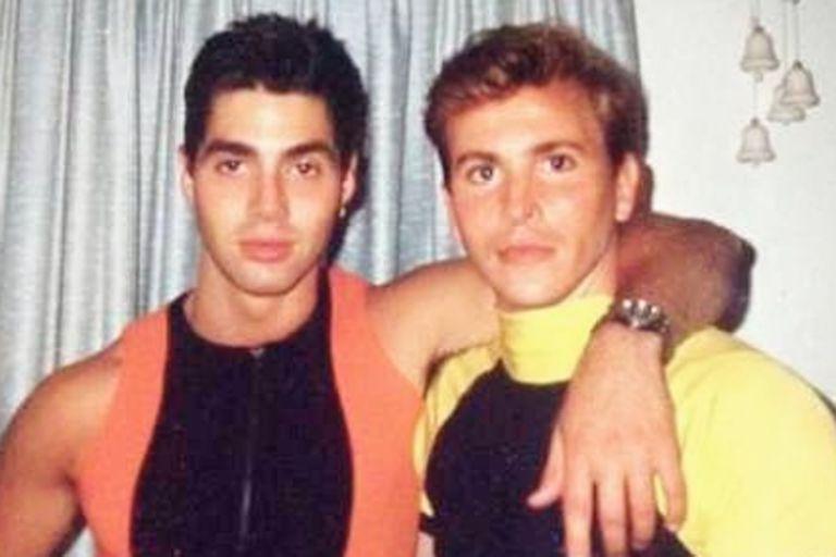 """Guido Süller recordó a Ricardo Fort: """"Fuiste el amor de mi vida"""""""