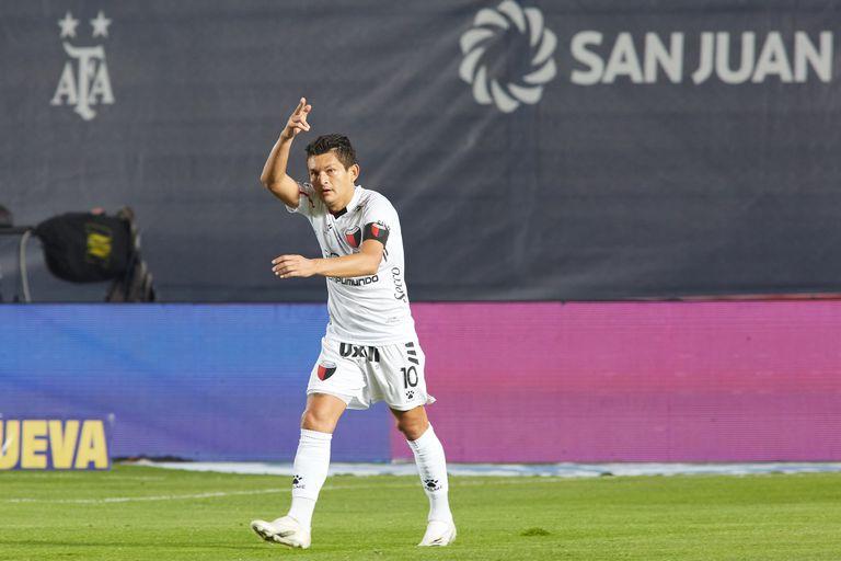 Histórico. Colón le ganó a Independiente y definirá el título con Racing