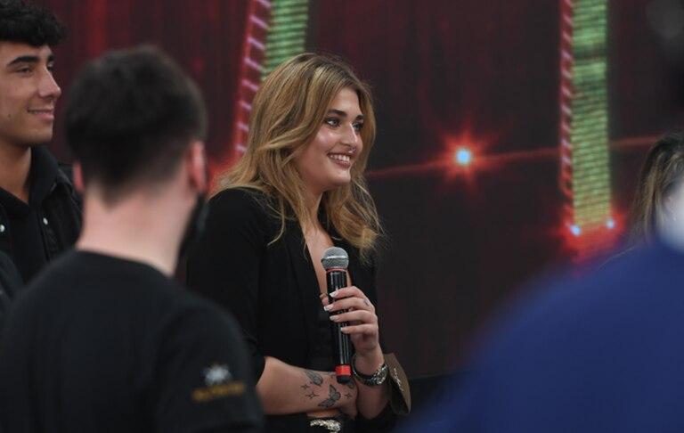 Marta Fort le respondió a Tinelli si le gustaría participar de ShowMatch