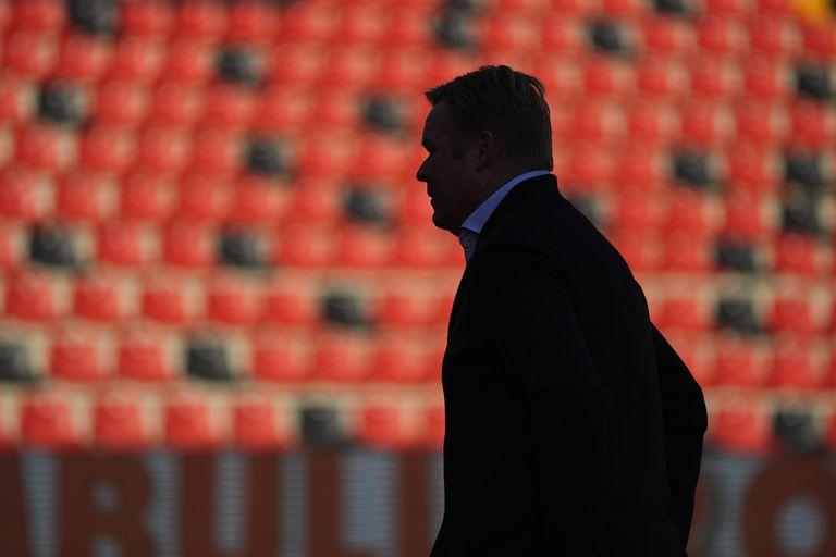 Los insólitos detalles del despido de Koeman que causaron asombro en España