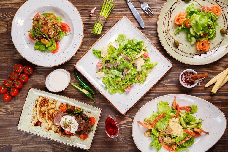 Cinco tips y cuatro recetas para lograr ensaladas perfectas
