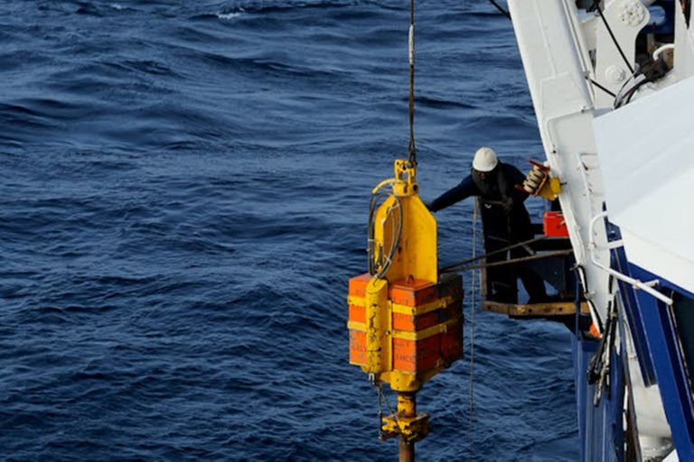 Desde el fondo del mar: una fuga masiva de gas metano preocupa a los científicos