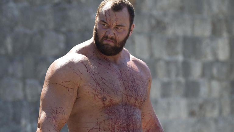 """""""La Montaña"""" de Game of Thrones cumplió su sueño y debutó como boxeador"""