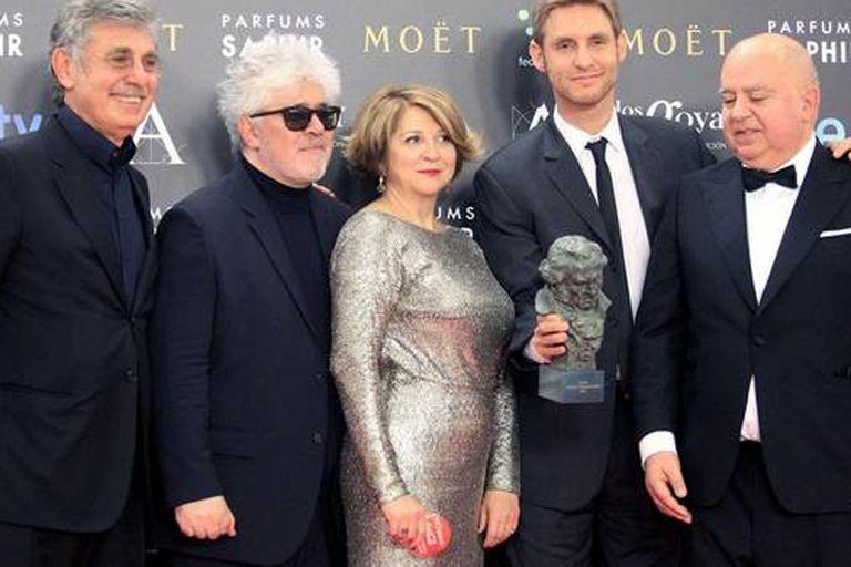 Relatos Salvajes,  festejó el premio Goya como mejor película iberoamericana