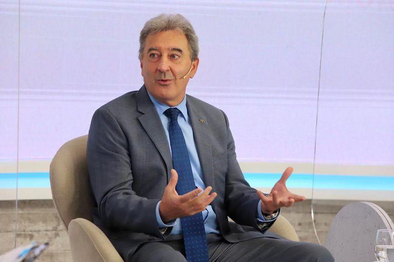 Daniel Herrero, presidente de Toyota Argentina, sostuvo que el país necesita más diálogo y consenso