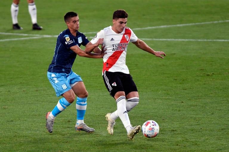 River - Racing, en la Copa de la Liga: un tibio empate que esconde un  triunfo para la Academia - LA NACION